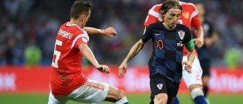 کرواسی حریف انگلیس شد ، حذف میزبان جام جهانی در ضربات پنالتی